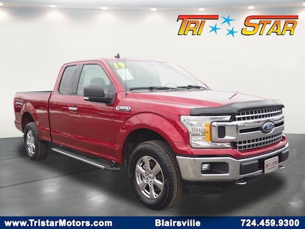 Featured pre-owned cars, trucks, and SUVs 2019 Ford F-150 Truck SuperCab Styleside for sale near you in Blairsville, PA