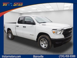 Commercial work vehicles 2019 Ram 1500 TRADESMAN QUAD CAB 4X4 6'4 BOX Quad Cab for sale near you in Blairsville, PA