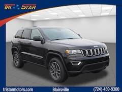 New 2019 Jeep Grand Cherokee LAREDO E 4X4 Sport Utility for sale in Blairsville, PA at Tri-Star Chrysler Motors