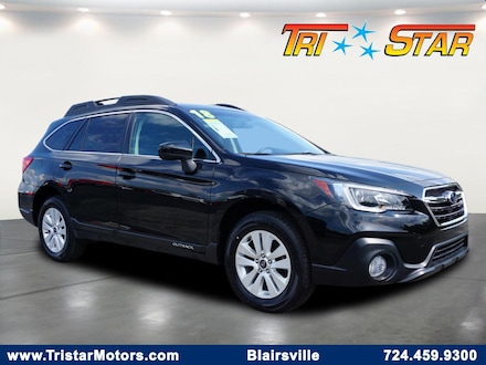 Featured pre-owned cars, trucks, and SUVs 2018 Subaru Outback 2.5i Premium with SUV for sale near you in Blairsville, PA