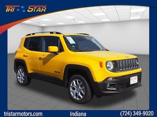 New 2018 Jeep Renegade LATITUDE 4X4 Sport Utility for sale near you in blairsville, PA
