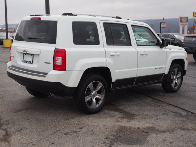 Jeep Patriot For Sale Near Me >> Certified Used 2016 Jeep Patriot Latitude For Sale Blairsville Pa