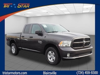 Commercial work vehicles 2019 Ram 1500 CLASSIC EXPRESS QUAD CAB 4X4 6'4 BOX Quad Cab for sale near you in Blairsville, PA