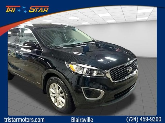 Used 2016 Kia Sorento 2.4L LX AWD SUV for sale in Blairsville, PA at Tri-Star Chrysler Motors