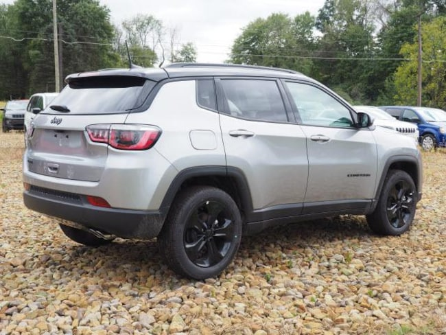 New 2018 Jeep Compass ALTITUDE 4X4 For Sale in Blairsville ...