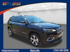 New cars, trucks, and SUVs 2019 Jeep Cherokee LIMITED 4X4 Sport Utility for sale near you in Pennsylvania