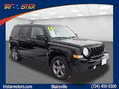 Certified Pre-Owned 2016 Jeep Patriot Sport 4x4 SUV for sale in Blairsville, PA