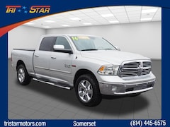 Certified pre-owned cars, trucks, and SUVs 2016 Ram 1500 SLT Truck Crew Cab for sale near you in Somerset, PA
