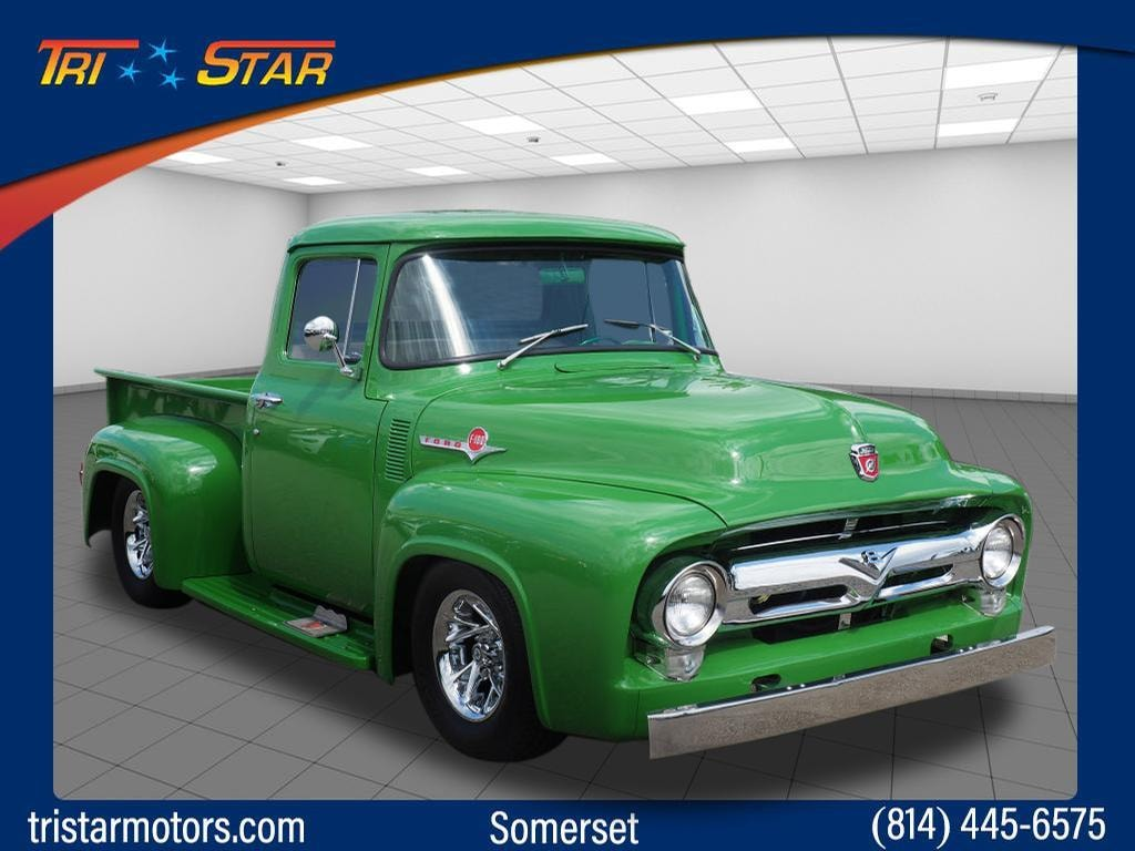 1956 Ford F100 Vin Location Wiring Diagrams Image Free 1955 Used For Sale Somerset 000000f1006g19300rhtristarchryslersomerset At