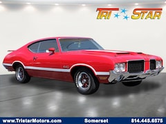 Classic cars, trucks, and SUVs 1971 Oldsmobile Cutlass 442 REP COUPE for sale near you in Pennsylvania