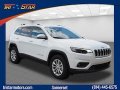 New cars, trucks, and SUVs 2019 Jeep Cherokee LATITUDE 4X4 Sport Utility for sale near you in Pennsylvania