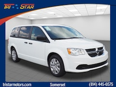 All new and used cars, trucks, and SUVs 2019 Dodge Grand Caravan SE Passenger Van for sale near you in Somerset, PA