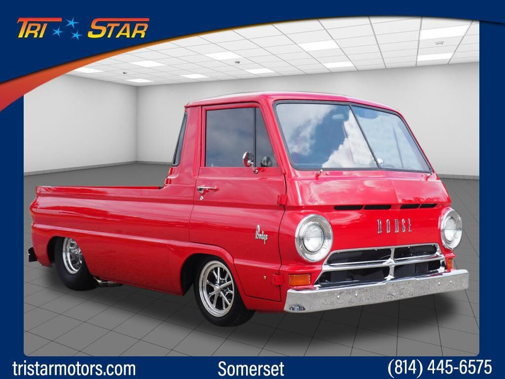 Featured pre-owned vehicles 1966 Dodge A 100 Other for sale near you in Somerset, PA