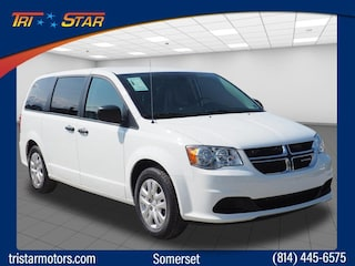 New cars, trucks, and SUVs 2019 Dodge Grand Caravan SE Passenger Van for sale near you in Somerset, PA