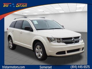 New 2018 Dodge Journey SE AWD Sport Utility for sale near you in Somerset, PA