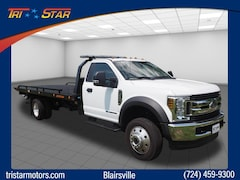 New cars, trucks, and SUVs 2018 Ford F-550 Chassis Rollback for sale near you in Pennsylvania