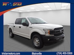 New commercial work pickup trucks and cargo vans 2018 Ford F-150 4x4 XL  SuperCrew 5.5 ft. SB for sale near you in Pennsylvania
