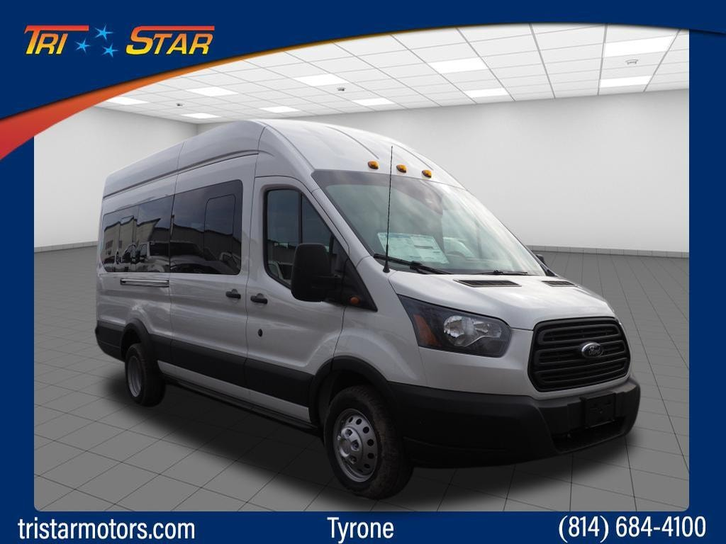 2019 Ford Transit-350 Wagon High Roof HD Ext. Passenger Van