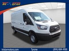 New cars, trucks, and SUVs 2019 Ford Transit-250 Base w/Sliding Pass-Side Cargo Door Van Medium Roof Cargo Van for sale near you in Pennsylvania
