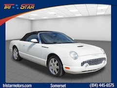 Classic cars, trucks, and SUVs 2002 Ford Thunderbird Convertible for sale near you in Pennsylvania
