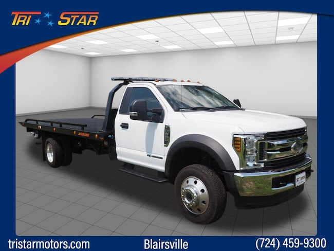 New 2018 Ford F-550 Chassis F-550 XLT Commercial-truck for sale or lease in Blairsville, PA