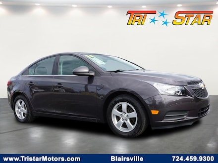 Featured pre-owned cars, trucks, and SUVs 2014 Chevrolet Cruze Sedan for sale near you in Pennsylvania