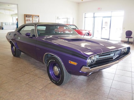 1971 Dodge Challenger RT Coupe