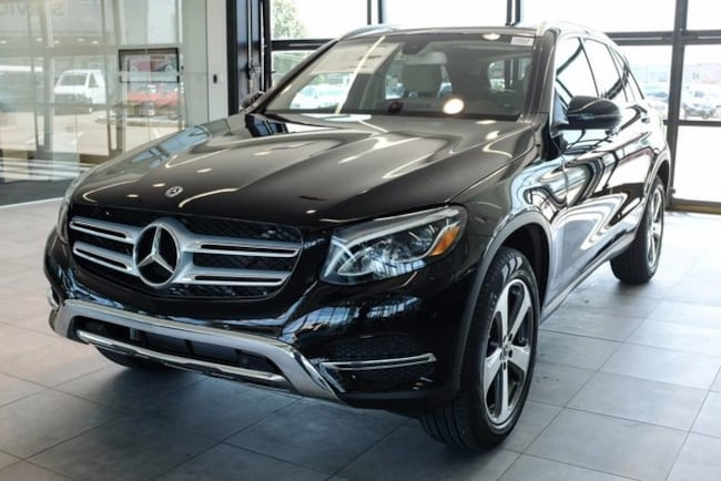 New 2018 used mercedes benz glc 300 for sale lease st for Mercedes benz dealer st louis