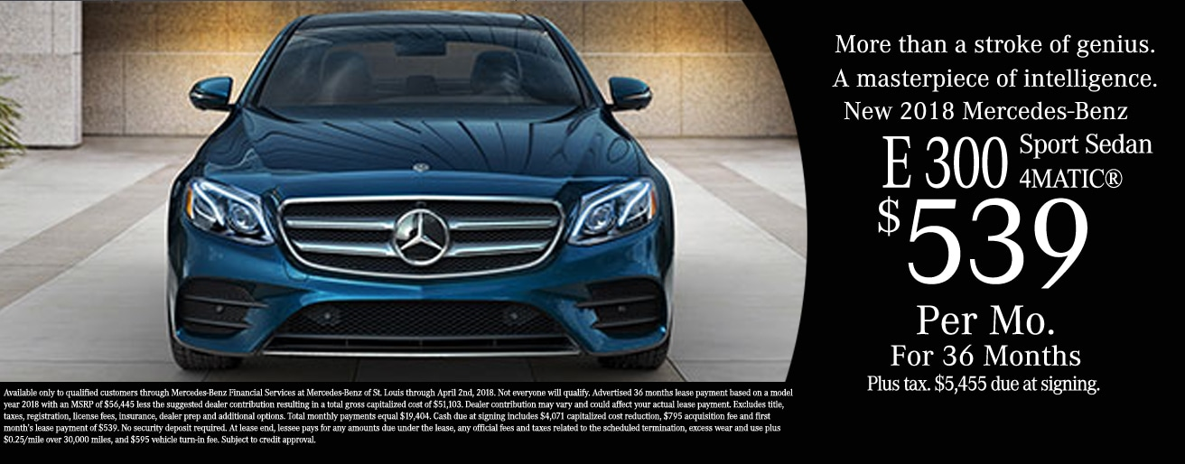 Mercedes-Benz of St. Louis   New & Used Mercedes-Benz ...