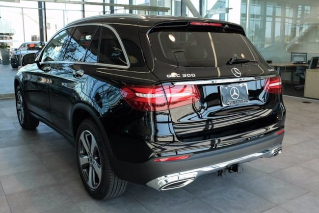 New 2018 used mercedes benz glc 300 for sale lease st for Tri star mercedes benz