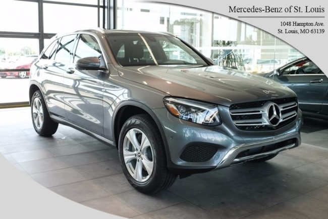 New 2018 new mercedes benz glc 300 for sale lease st for St louis mercedes benz dealers