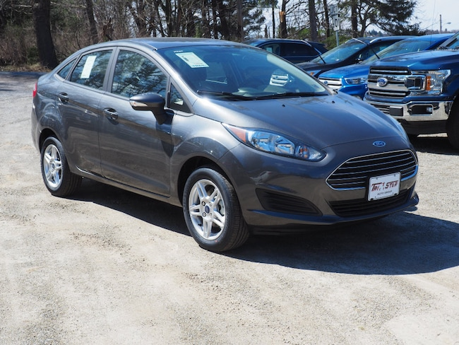 New 2019 Ford Fiesta SE Sedan for sale or lease in Somerset, PA