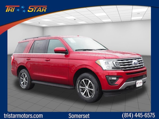 New 2019 Ford Expedition XLT SUV for sale or lease in Somerset, PA