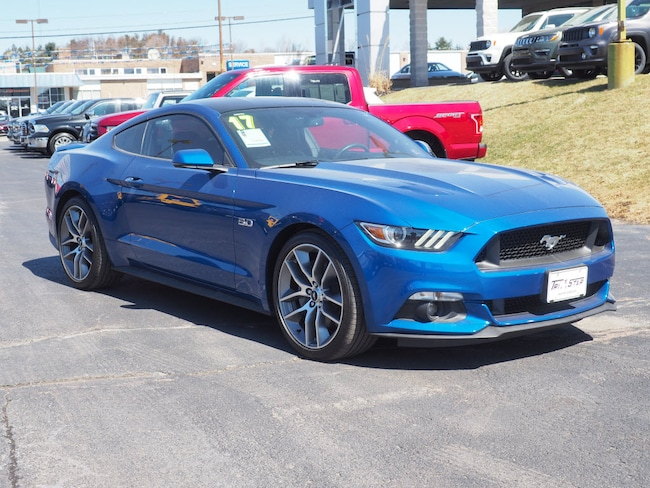 Used 2017 Ford Mustang GT Premium Coupe for sale in Somerset, PA