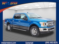 New 2019 Ford F-150 XLT Truck for sale or lease in somerset, PA