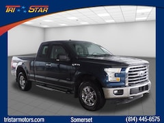 Used 2016 Ford F-150 XLT Extended Cab Short Bed Truck for sale in Somerset, PA