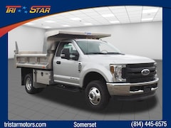 New Ford cars, trucks, and SUVs 2018 Ford F-350 Chassis F-350 XL Commercial-truck for sale near you in Somerset, PA