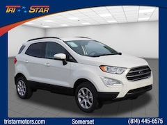 New Ford cars, trucks, and SUVs 2018 Ford EcoSport SE Crossover for sale near you in Somerset, PA
