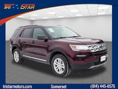 New 2019 Ford Explorer XLT SUV for sale or lease in somerset, PA