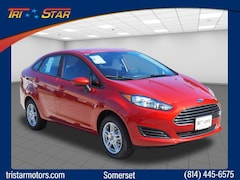 New cars, trucks, and SUVs 2018 Ford Fiesta SE Sedan for sale near you in Pennsylvania