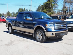 2013 Ford F-150 King Ranch Crew Cab Short Bed Truck