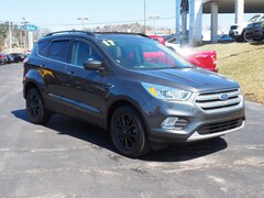 Used 2017 Ford Escape SE SUV for sale in Somerset, PA