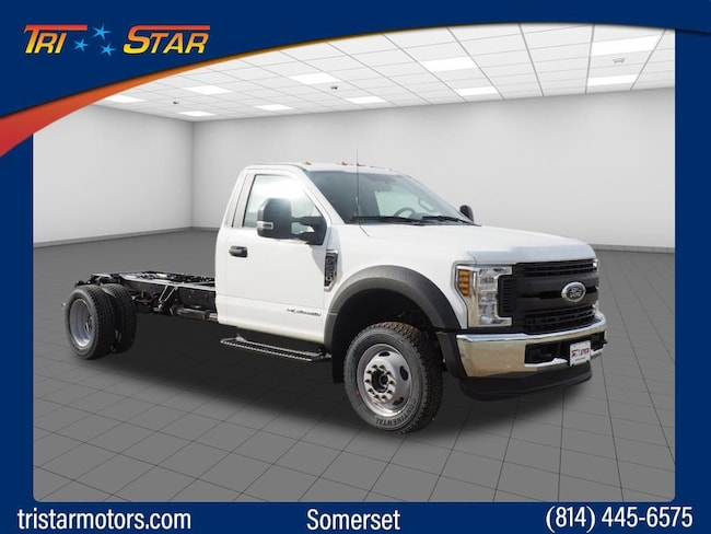2019 Ford F-550 Chassis Other