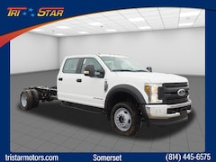 New commercial work pickup trucks and cargo vans 2019 Ford F-550 Chassis Other for sale near you in Pennsylvania