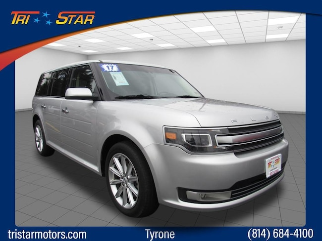 2017 Ford Flex Limited / Navi AWD Limited  Crossover