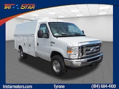 New commercial pickup trucks and cargo vans 2019 Ford E-350 Cutaway Base Commercial-truck for sale near you in Tyrone, PA