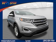 Used cars, trucks, and SUVs 2017 Ford Edge SEL AWD SEL  Crossover for sale near you in Tyrone, PA