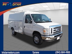 New Ford cars, trucks, and SUVs 2018 Ford E-350 Cutaway Base Truck for sale near you in Tyrone, PA