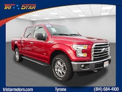 Used cars, trucks, and SUVs 2016 Ford F-150 XLT 4x4 XLT  SuperCrew 5.5 ft. SB for sale near you in Tyrone, PA