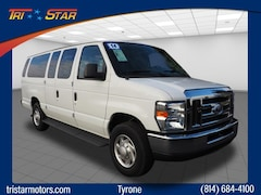 Used cars, trucks, and SUVs 2014 Ford E-Series Wagon E-350 SD XLT E-350 SD XLT  Extended Passenger Van for sale near you in Tyrone, PA
